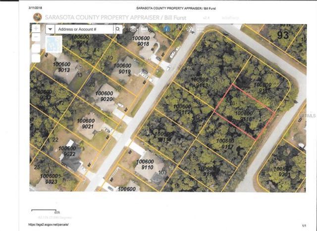 Brandon Terrace, North Port, FL 34286 (MLS #C7250385) :: Premium Properties Real Estate Services