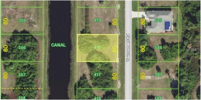 157 Tournament Road, Rotonda West, FL 33947 (MLS #C7250386) :: The BRC Group, LLC
