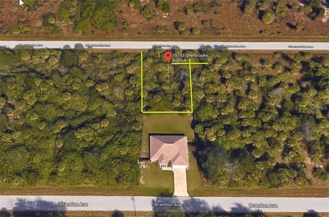 19193 Sherbrooke Avenue, Port Charlotte, FL 33954 (MLS #C7250434) :: Premium Properties Real Estate Services