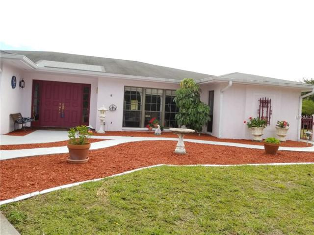 12317 Genoa Drive, North Port, FL 34287 (MLS #C7250437) :: Griffin Group