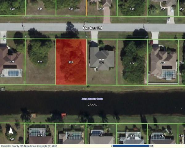 245 Marker Road, Rotonda West, FL 33947 (MLS #C7250439) :: Godwin Realty Group