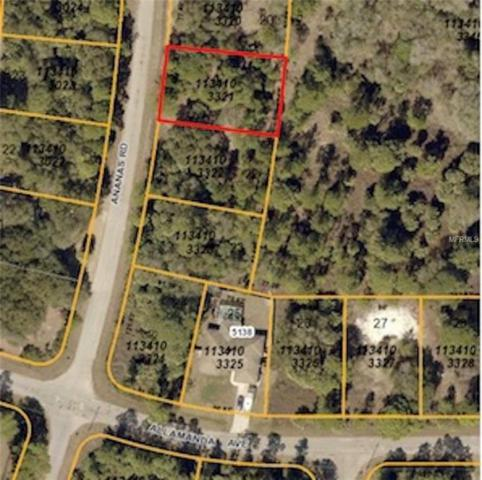 Ananas Road, North Port, FL 34288 (MLS #C7250440) :: Griffin Group