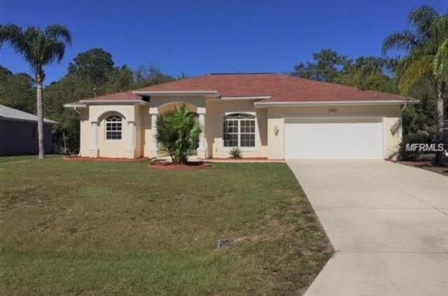 3285 Mayflower Terrace, North Port, FL 34286 (MLS #C7250448) :: Medway Realty
