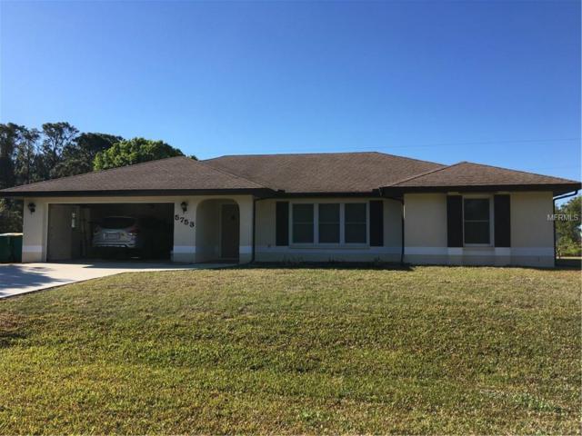 5753 Gillot Boulevard, Port Charlotte, FL 33981 (MLS #C7250470) :: G World Properties