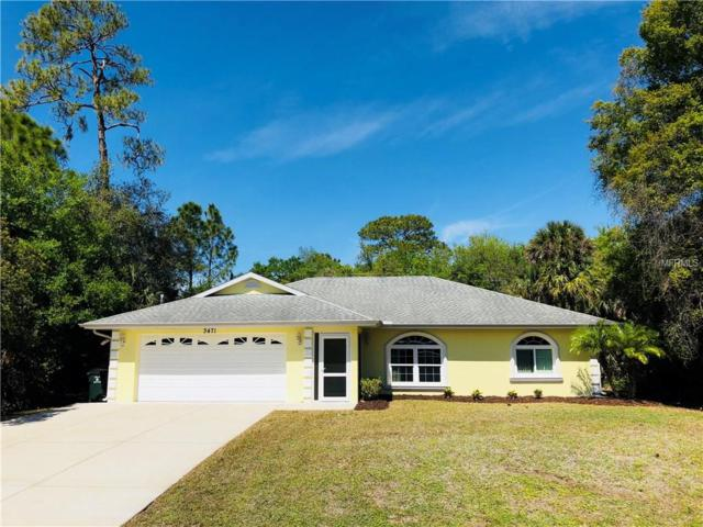 3471 Cake Terrace, North Port, FL 34286 (MLS #C7250480) :: Griffin Group
