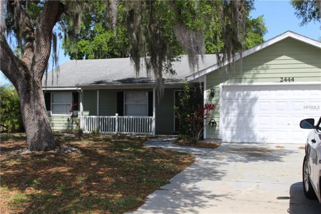 2444 Ambrose Lane, Port Charlotte, FL 33952 (MLS #C7250501) :: G World Properties
