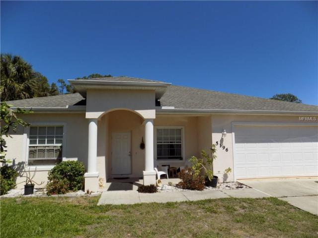 5196 Delight Avenue, North Port, FL 34288 (MLS #C7250512) :: Griffin Group