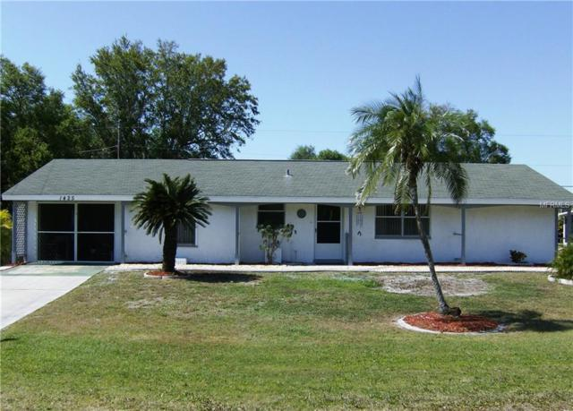 1425 Sheehan Boulevard, Port Charlotte, FL 33952 (MLS #C7250525) :: Godwin Realty Group