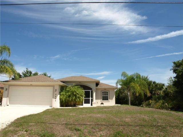 2602 Saybrook Avenue, North Port, FL 34286 (MLS #C7250558) :: Griffin Group