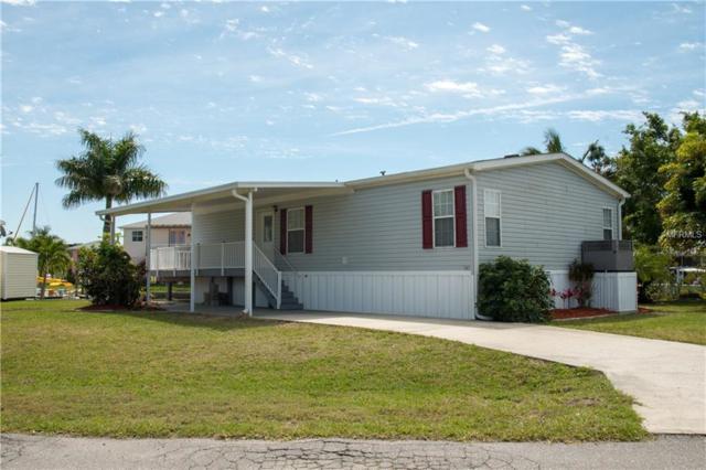 741 Coral Drive, Punta Gorda, FL 33950 (MLS #C7250560) :: KELLER WILLIAMS CLASSIC VI