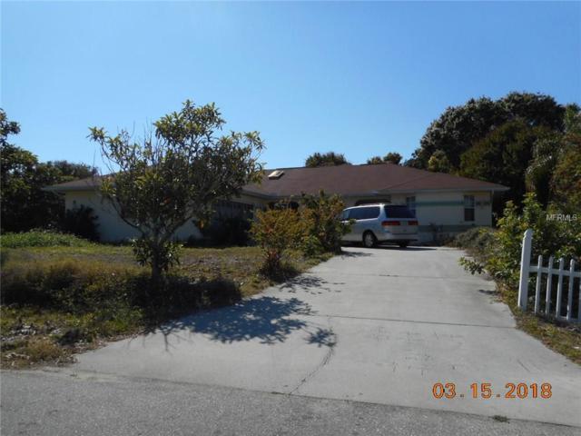 2311 Briarwood Street, Port Charlotte, FL 33980 (MLS #C7250577) :: Medway Realty