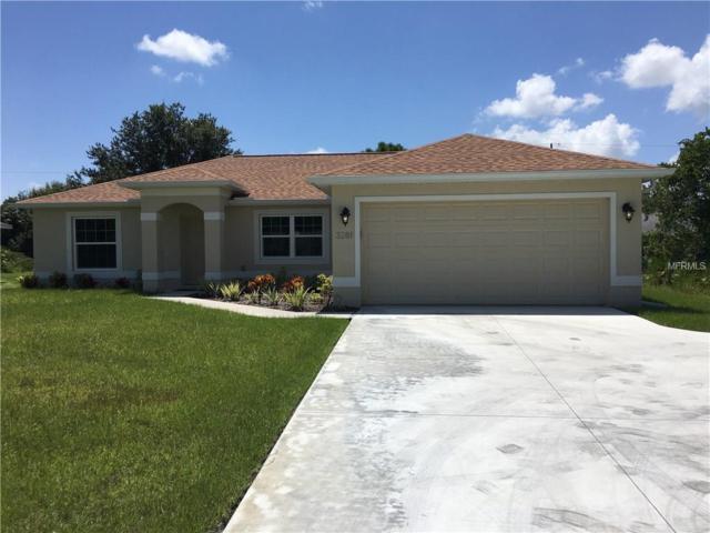 3059 Bennington Street, North Port, FL 34288 (MLS #C7250587) :: Griffin Group