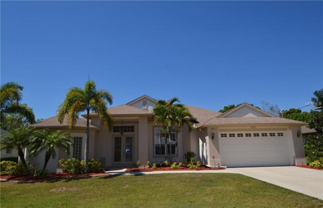 395 Hallcrest Terrace, Port Charlotte, FL 33954 (MLS #C7250602) :: G World Properties