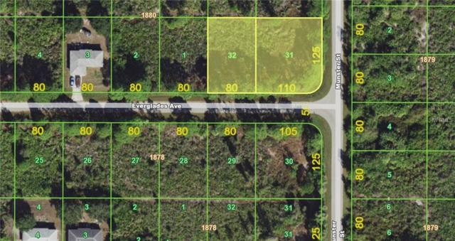 12184 & 12194 Everglades Avenue, Port Charlotte, FL 33981 (MLS #C7250616) :: Godwin Realty Group