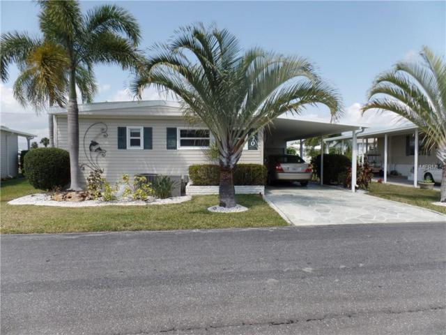 2100 Kings Highway #470, Port Charlotte, FL 33980 (MLS #C7250650) :: Medway Realty