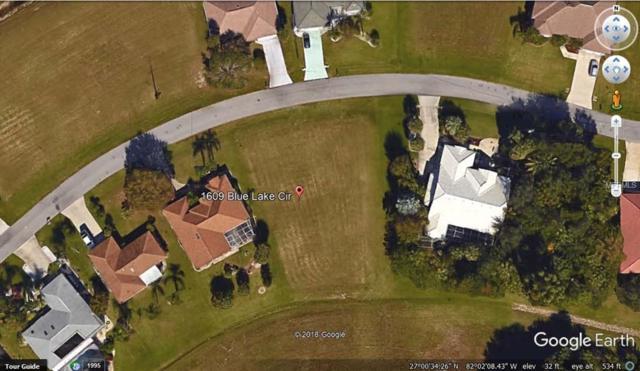 1609 Blue Lake Circle, Punta Gorda, FL 33983 (MLS #C7250654) :: Premium Properties Real Estate Services