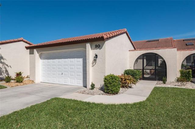 1780 Deborah Drive #20, Punta Gorda, FL 33950 (MLS #C7250670) :: Medway Realty