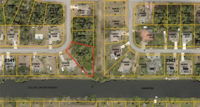 Dexter Road, North Port, FL 34288 (MLS #C7250678) :: Medway Realty