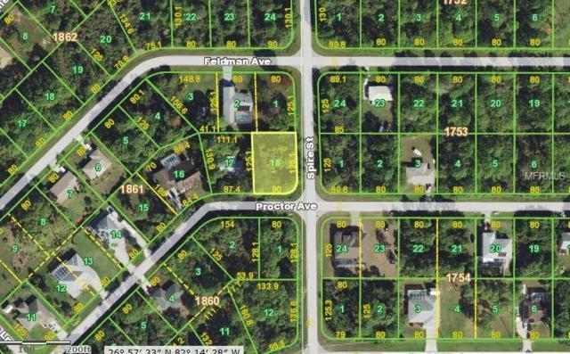 12604 Proctor Avenue, Port Charlotte, FL 33981 (MLS #C7250683) :: Godwin Realty Group