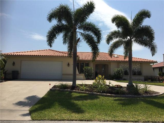 721 Via Formia, Punta Gorda, FL 33950 (MLS #C7250712) :: Godwin Realty Group