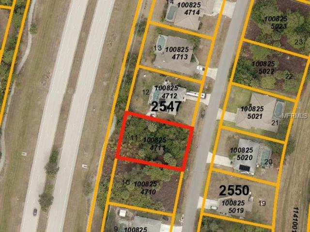 Weatherton St, North Port, FL 34288 (MLS #C7250732) :: Medway Realty