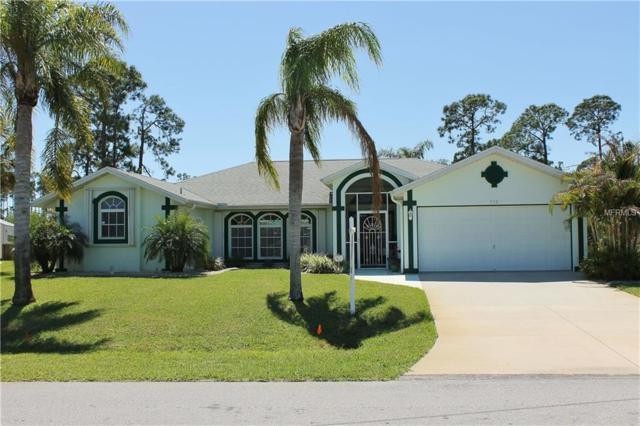 532 Wabash Terrace, Port Charlotte, FL 33954 (MLS #C7250846) :: G World Properties