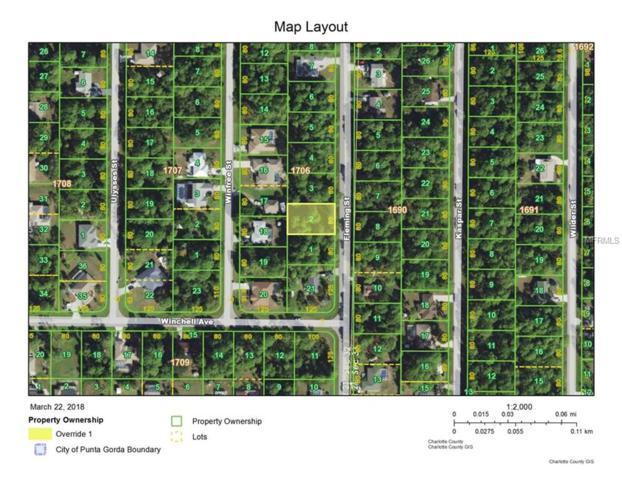 5387 Fleming Street, Port Charlotte, FL 33981 (MLS #C7250872) :: G World Properties