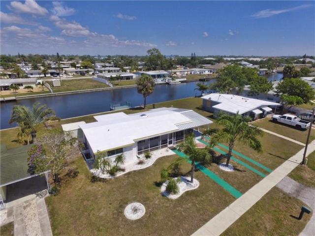 555 Lindley Terrace, Port Charlotte, FL 33952 (MLS #C7250978) :: The Duncan Duo Team