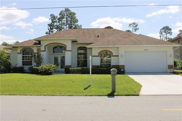 412 Wabash Terrace, Port Charlotte, FL 33954 (MLS #C7251001) :: G World Properties