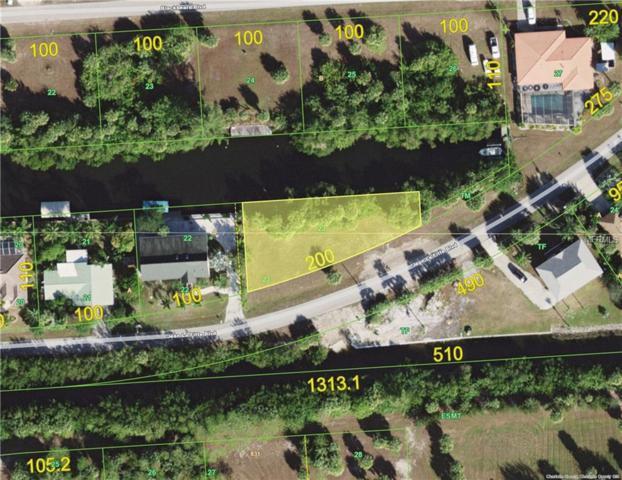 24322 Jean La Fitte Boulevard, Punta Gorda, FL 33955 (MLS #C7251078) :: Godwin Realty Group