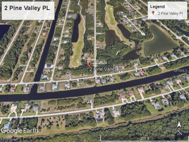 2 Pine Valley Place, Rotonda West, FL 33947 (MLS #C7251080) :: G World Properties