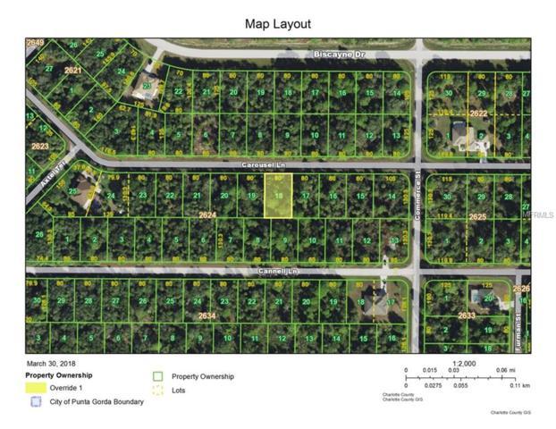 14375 Carousel Lane, Port Charlotte, FL 33953 (MLS #C7251175) :: RE/MAX Realtec Group