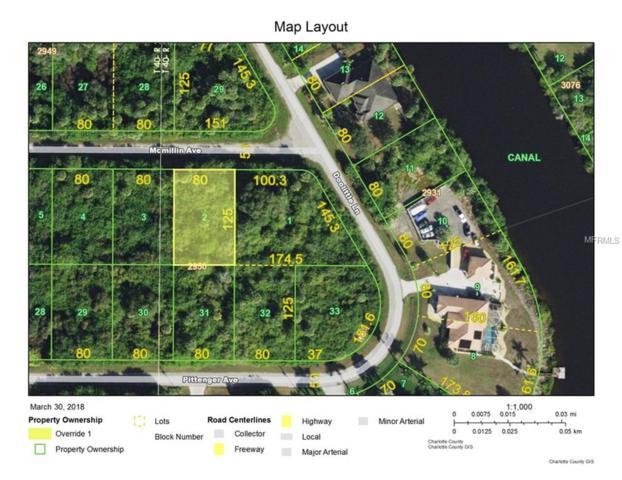 14537 Mcmillin Avenue, Port Charlotte, FL 33953 (MLS #C7251177) :: G World Properties