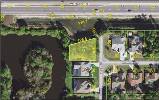 25 Robina Street, Port Charlotte, FL 33954 (MLS #C7251345) :: G World Properties