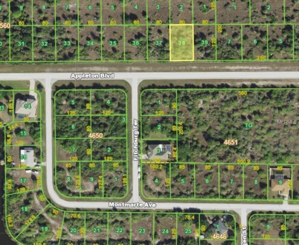 14308 Appleton Boulevard, Port Charlotte, FL 33981 (MLS #C7251384) :: G World Properties