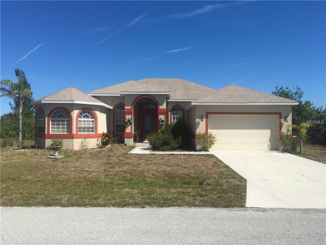 10495 Atenia Street, Port Charlotte, FL 33981 (MLS #C7251391) :: G World Properties