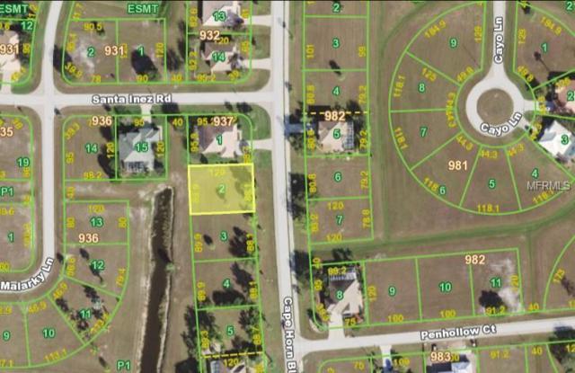 17441 Cape Horn Boulevard, Punta Gorda, FL 33955 (MLS #C7251392) :: Griffin Group
