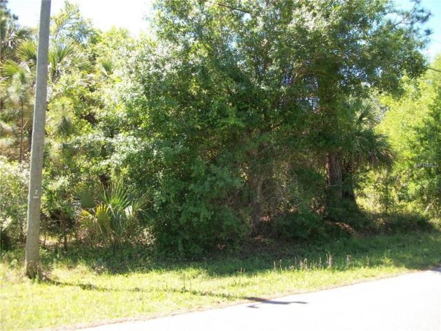 Mocha Avenue, North Port, FL 34287 (MLS #C7251394) :: The Price Group