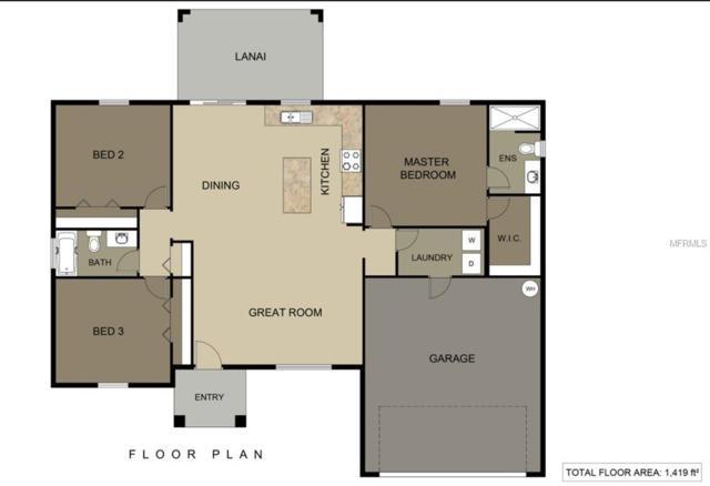 Lot 13 Irish Terrace, North Port, FL 34288 (MLS #C7251425) :: KELLER WILLIAMS CLASSIC VI