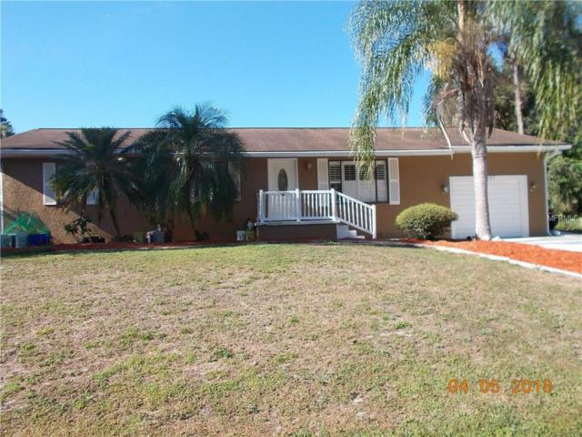2937 Shady Avenue, North Port, FL 34286 (MLS #C7251485) :: Premium Properties Real Estate Services