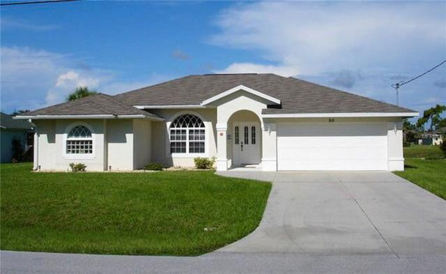 99 Sportsman Road, Rotonda West, FL 33947 (MLS #C7251548) :: RE/MAX Realtec Group
