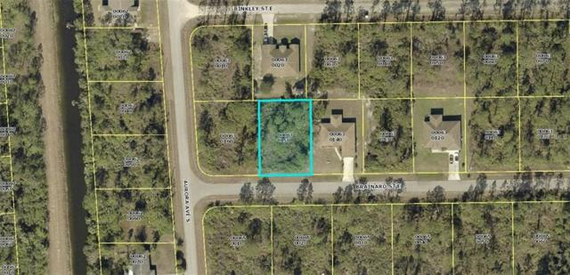 917 Brainard Street E, Lehigh Acres, FL 33974 (MLS #C7251596) :: Alpha Equity Team
