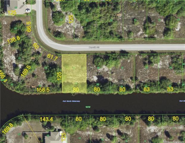 14302 Maysville Circle, Port Charlotte, FL 33981 (MLS #C7400034) :: G World Properties
