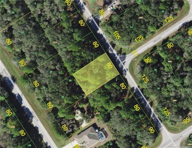 1451 Chaffin Lane, Port Charlotte, FL 33953 (MLS #C7400042) :: RE/MAX Realtec Group