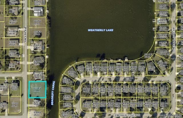 1811 SW 6TH Avenue, Cape Coral, FL 33991 (MLS #C7400073) :: Team Pepka