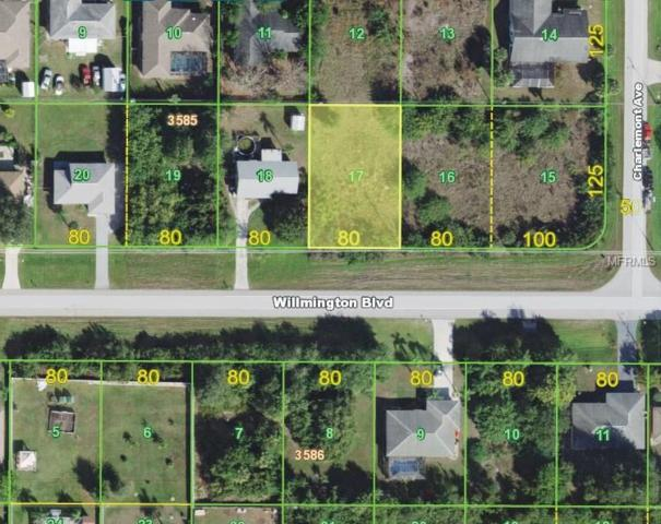 10136 Willmington Boulevard, Englewood, FL 34224 (MLS #C7400082) :: Griffin Group
