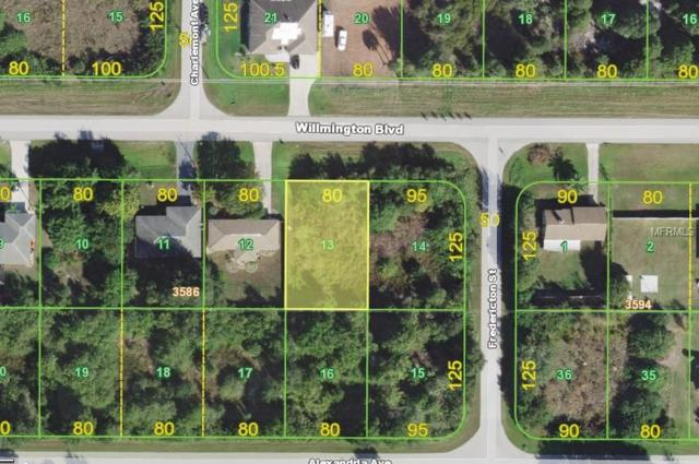 10169 Willmington Boulevard, Englewood, FL 34224 (MLS #C7400085) :: Griffin Group