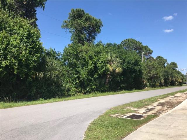 Cuthbert Avenue, North Port, FL 34287 (MLS #C7400097) :: The Duncan Duo Team