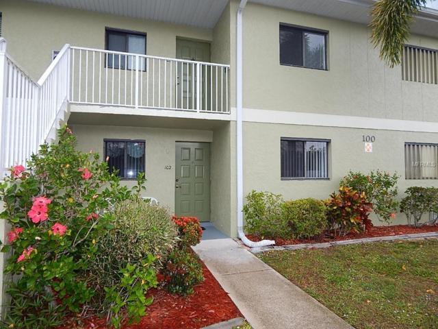 25225 Rampart Boulevard #102, Punta Gorda, FL 33983 (MLS #C7400129) :: Team Bohannon Keller Williams, Tampa Properties