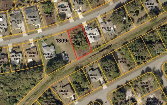 Bessemer Avenue, North Port, FL 34287 (MLS #C7400134) :: The Duncan Duo Team